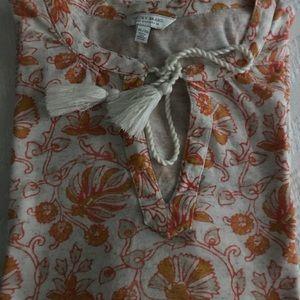 Women's lucky brand sleeveless top